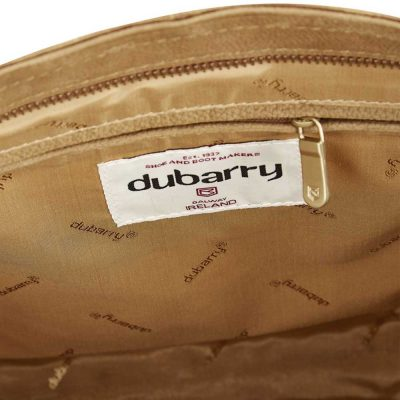 DUBARRY Tote Bag - Ladies Arcadia Leather - Tan