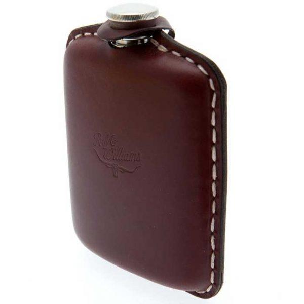 RM WILLIAMS Hip Flask - Warwick Leather