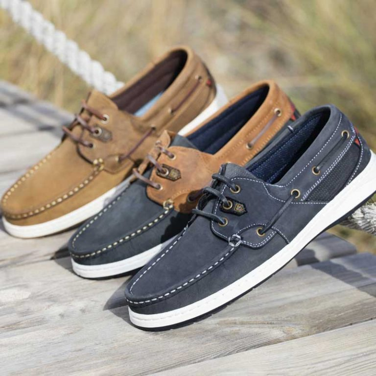 Dubarry Auckland Deck Shoes - Ladies - 3 Colour Options