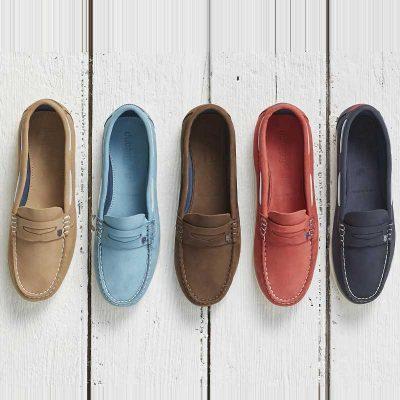 Dubarry Belize Deck Shoes - Ladies - 5 Colour Options