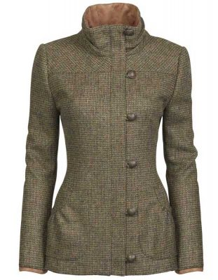 Dubarry Bracken Ladies Utility Jacket Heath