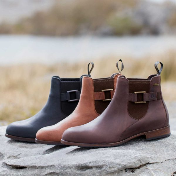 Dubarry Ladies Monaghan Chelsea Boots - 3 Colour Options