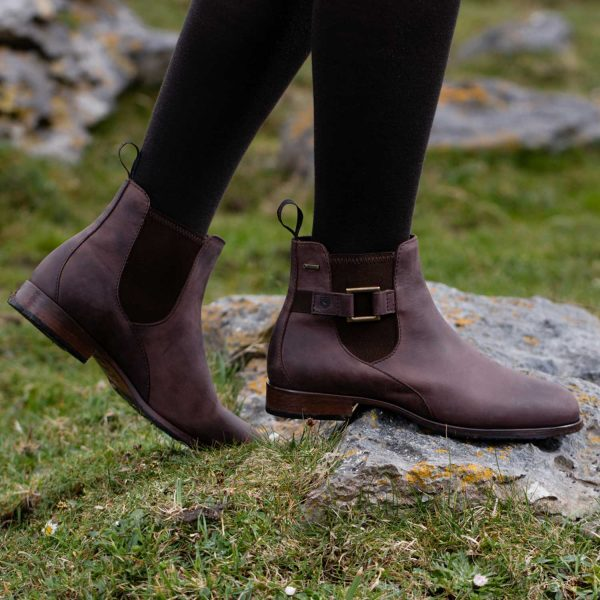 Dubarry Ladies Monaghan Chelsea Boots