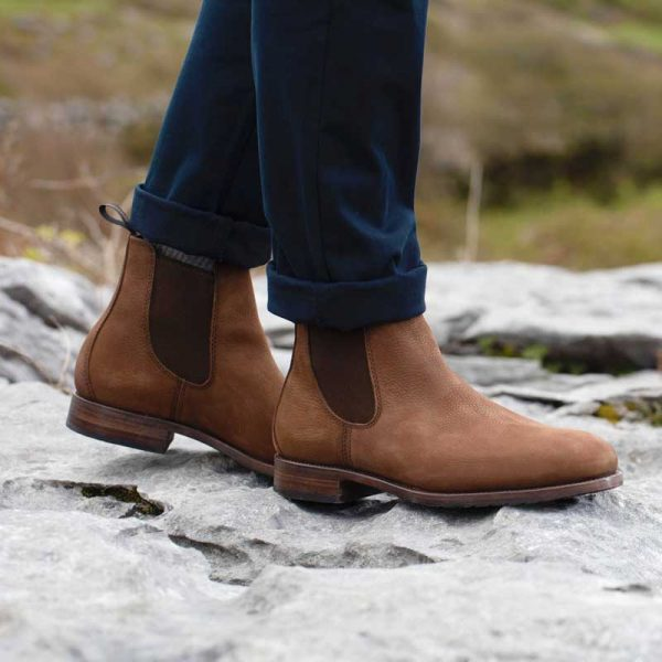 Dubarry Mens Kerry Chelsea Boots