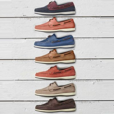 Dubarry Pacific X LT Deck Shoes - Men's - 6 Colour Options