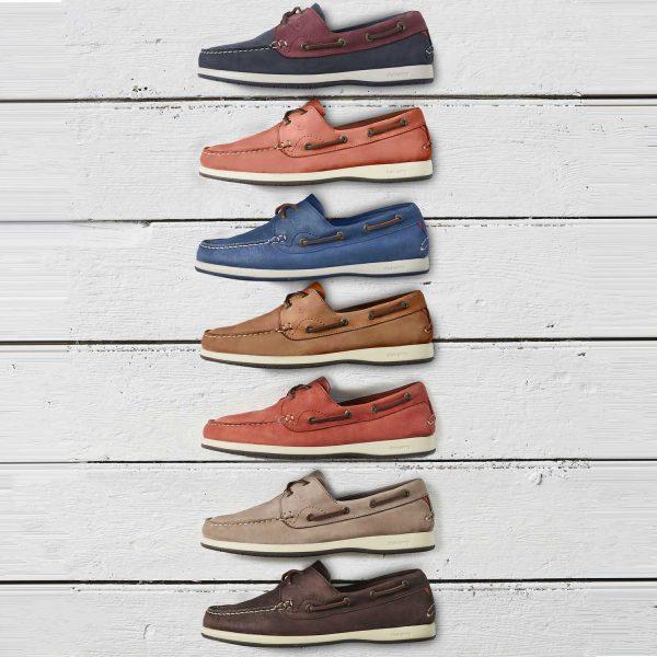Dubarry Pacific X LT Deck Shoes - Men's - 6 Colour Options