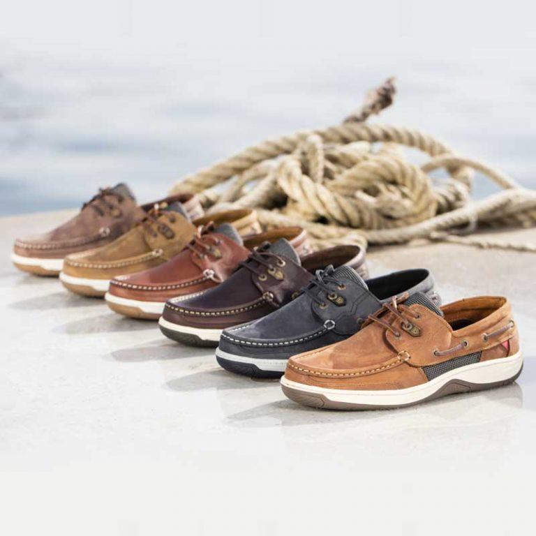 Dubarry Regatta Deck Shoes - Men's - 6 Colour Options