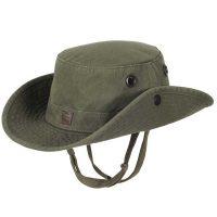 Tilley Hats - Wanderer - Olive Green