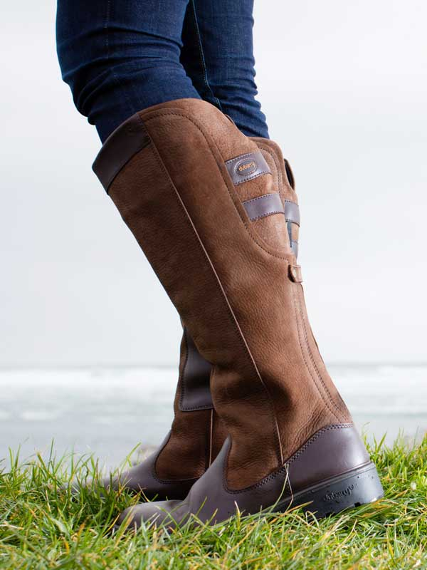 Dubarry Clare Boots Walnut