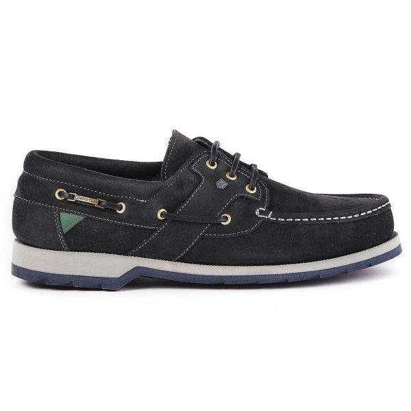 DUBARRY Deck Shoes - Men's Clipper Gore-Tex - Navy