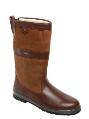 DUBARRY Donegal Boots - Fleece Lined Gore-Tex Leather - Walnut