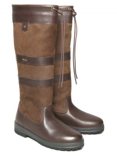 dubarry-galway-boots-walnut-extra-fit-pair