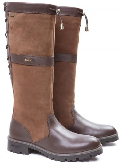 Dubarry Glanmire Boots Walnut