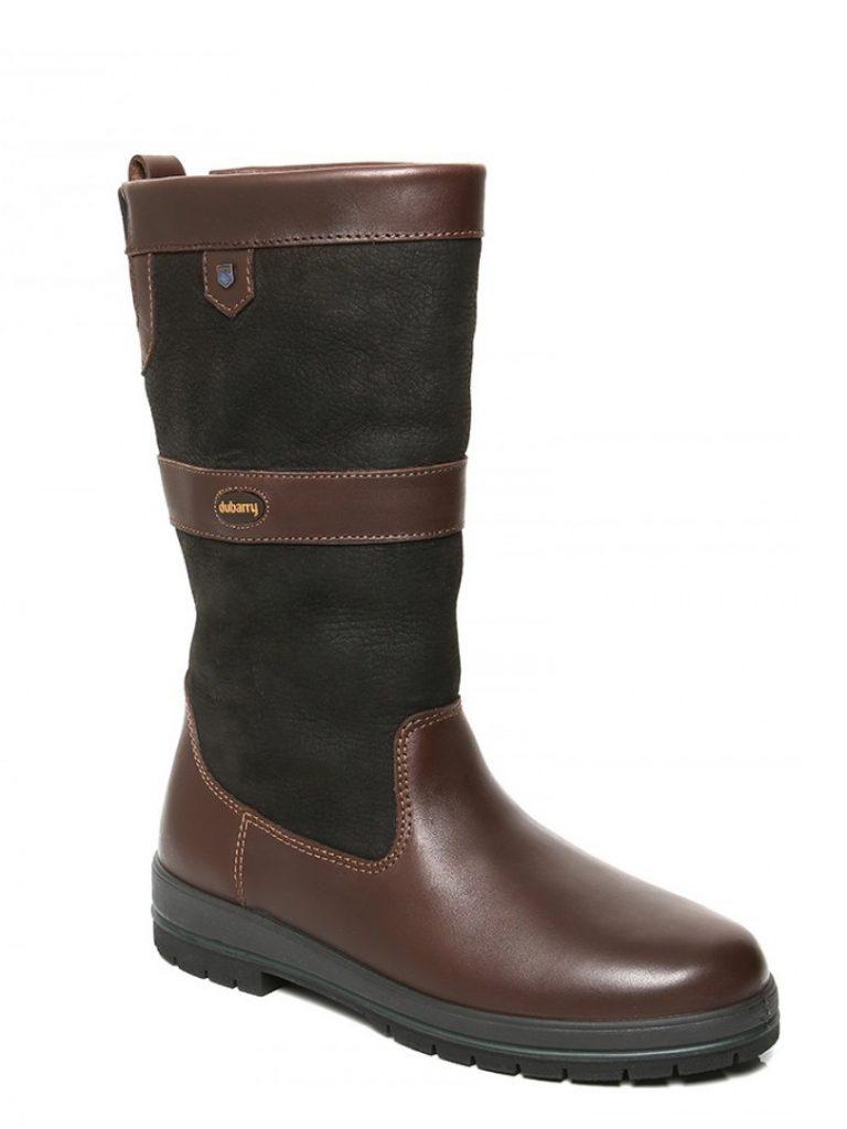 DUBARRY Kildare Boots - Gore-Tex Leather - Black & Brown