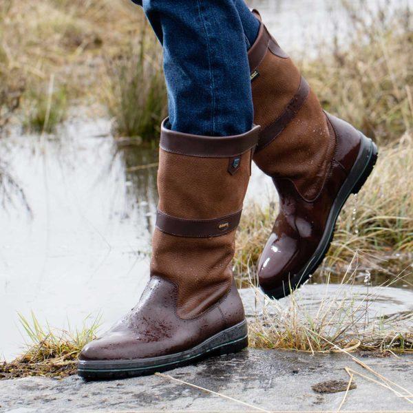 Dubarry Kildare Boots Walnut