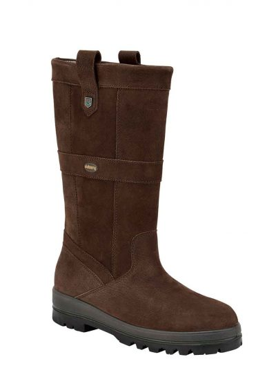 DUBARRY Meath Boots - Mens Gore-Tex Leather - Java