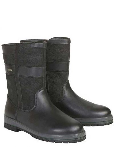 Dubarry Roscommon Boots Black