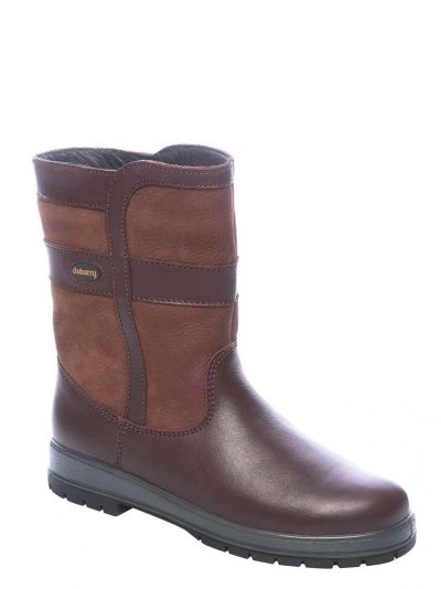 DUBARRY Roscommon Boots - Gore-Tex Leather - Walnut