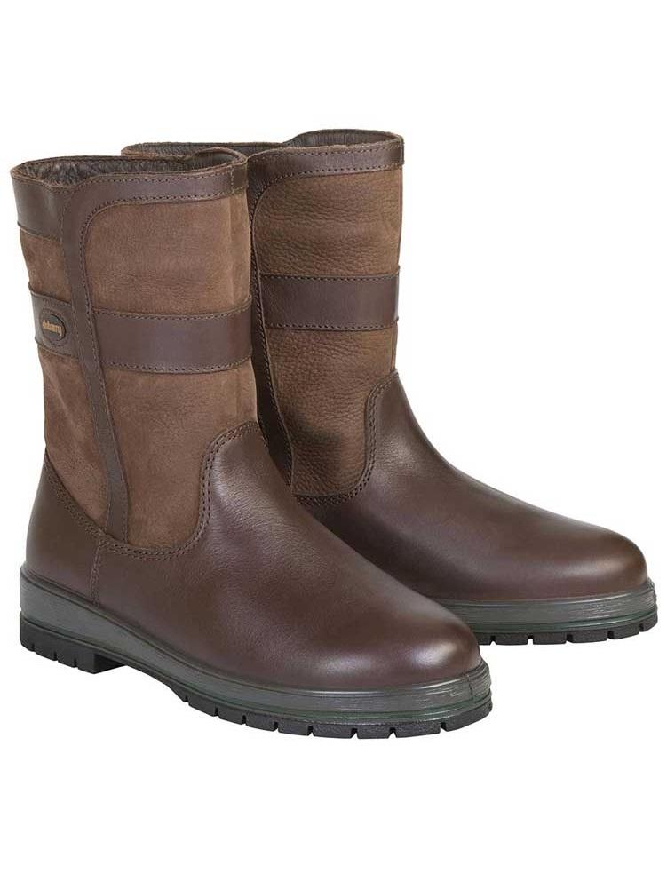 DUBARRY Roscommon Boots - Gore-Tex Leather - Walnut