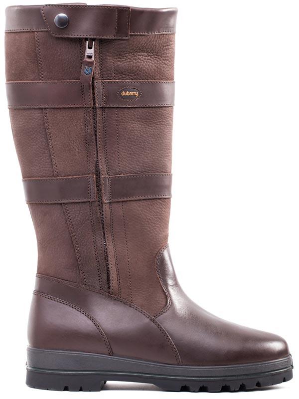 Dubarry Wexford Zip-Up Walking Boots