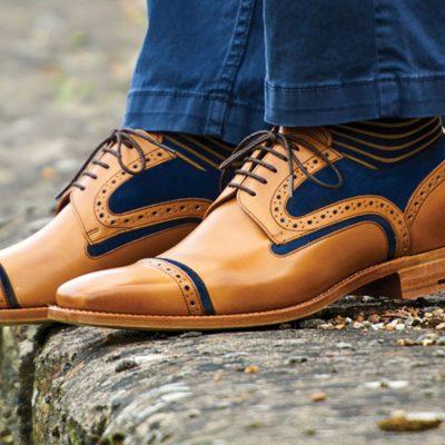 Barker Haig Derby Shoes