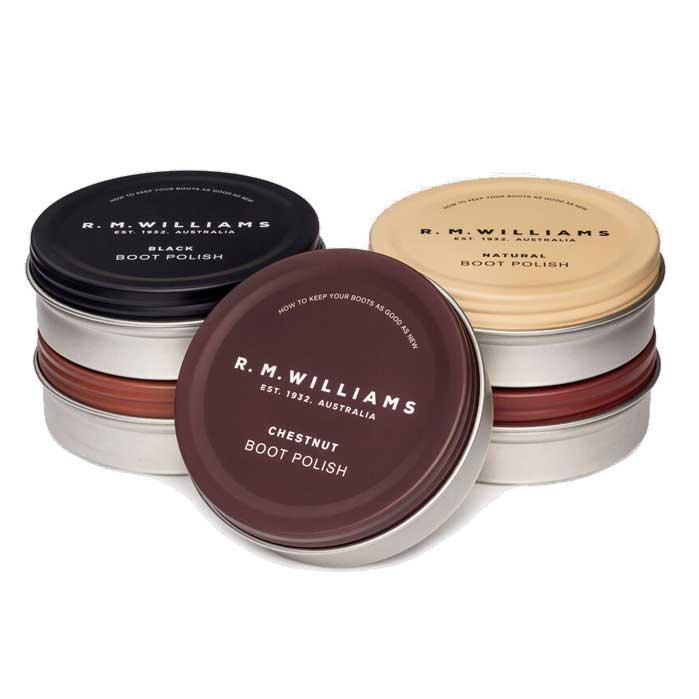 RM WILLIAMS Boot Polish - 5 Colours