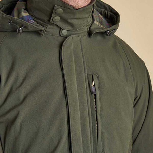 barbour-bransdale-waterproof-jacket-forest-green-collar-close-up