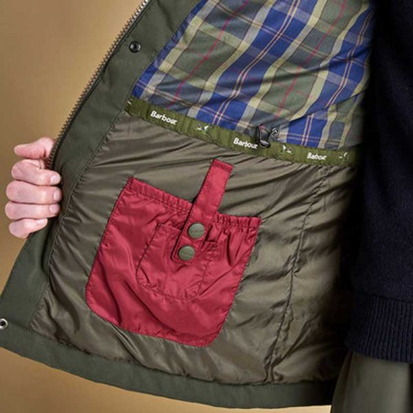 barbour-bransdale-waterproof-jacket-forest-green-lining-detail
