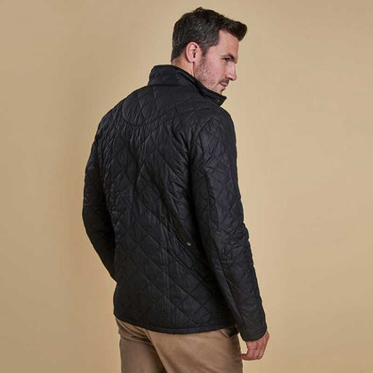 barbour-chelsea-sports-quilt-jacket-black-back-view