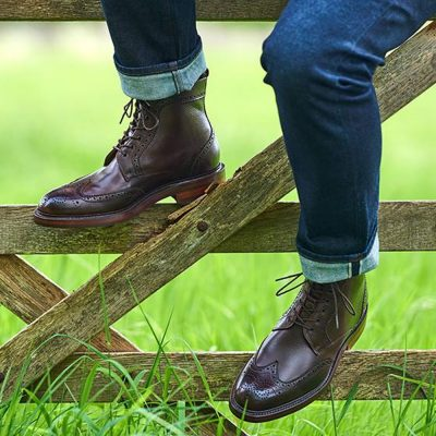 Barker Calder Chukka Boots