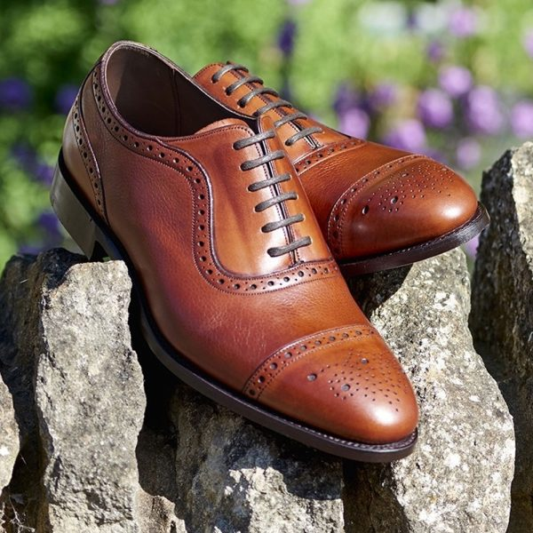 Barker Warrington - Oxford Brogues