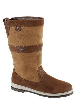 DUBARRY Ultima Sailing Boots - GORE-TEX Leather - Brown