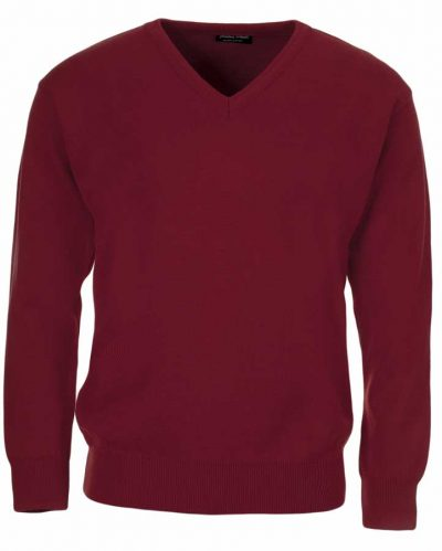 Franco Ponti V Neck Jumper