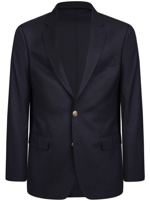 MAGEE Blazer - Mens Nice Classic Fit Single Breasted - Navy