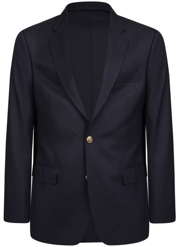 Magee Mens Navy Blazer - Single Breasted