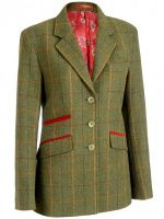 Alan Paine - Ladies Compton Tweed Blazer - Landscape