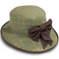 Alan Paine – Ladies Compton Tweed Hat – Landscape