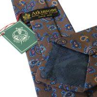 atkinsons-ties-olive-paisley-irish-poplin-print-back-view
