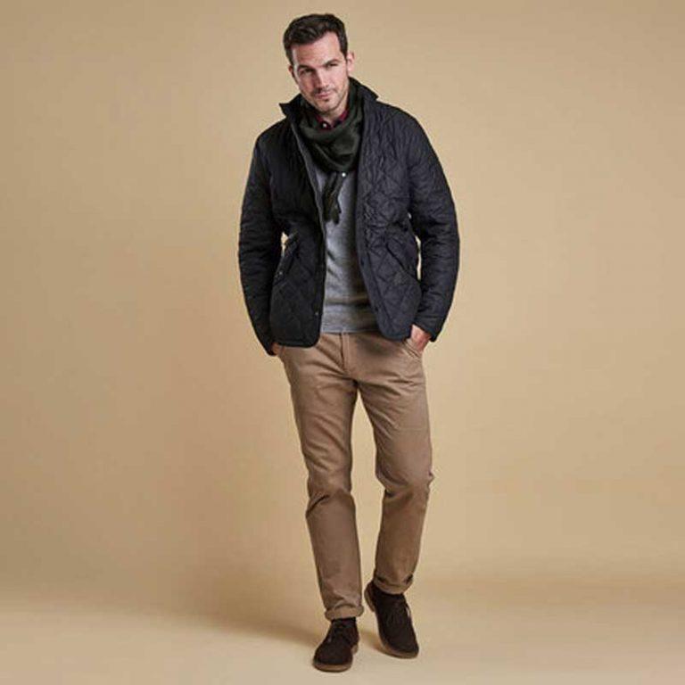 barbour-chelsea-sports-quilt-jacket-black-outfit