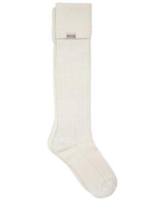 DUBARRY Alpaca Wool Socks - Cream