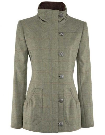 Dubarry Bracken Ladies Tweed Jacket – Connacht Acorn
