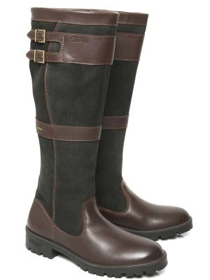 dubarry-longford-leather-boot-black-brown-3989-12