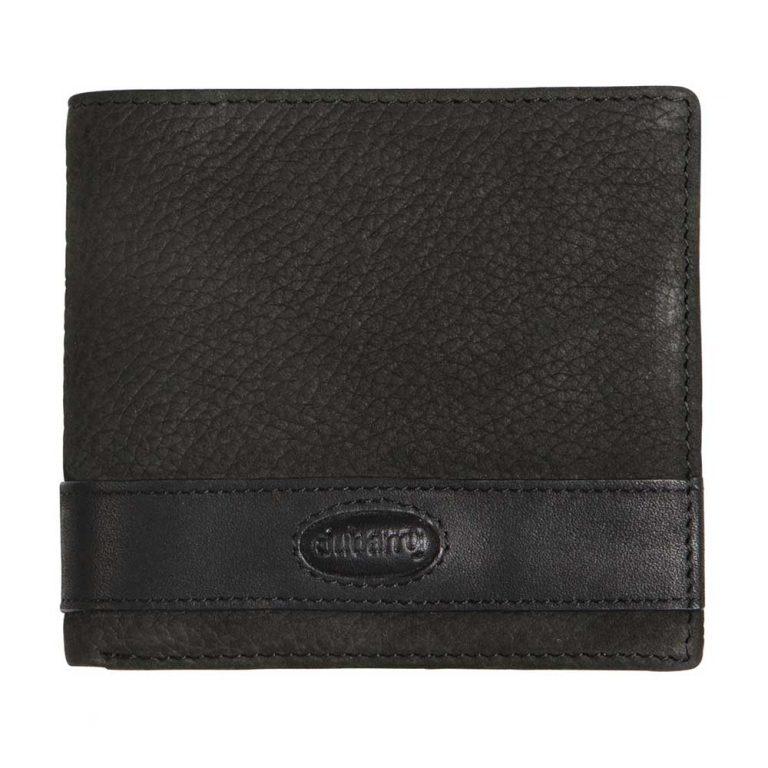 DUBARRY Mens Drummin Leather Wallet - Black