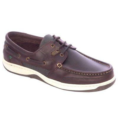DUBARRY Deck Shoes - Men's Regatta - Old Rum