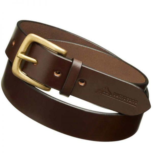 pampeano-brown-plain-leather-belt-papa