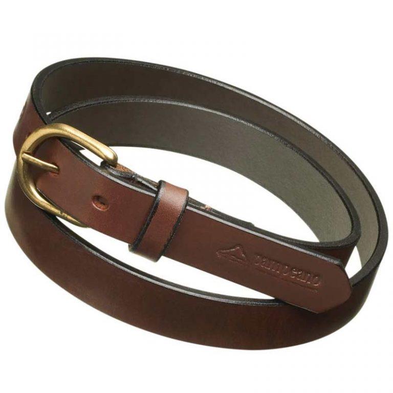 pampeano-brown-plain-leather-skinny-belt-papa