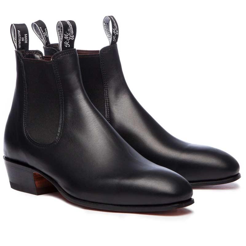 Barker Black Shoes Sale