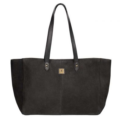 DUBARRY Tote Bag - Ladies Baltinglass Leather - Black