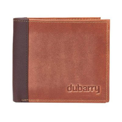 Dubarry Rosmuc Leather Mens Wallet - Chestnut