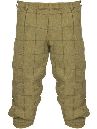 ALAN PAINE Breeks - Mens Rutland Tweed - Lichen